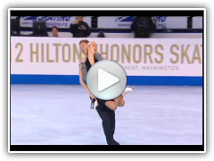 ISU Worlds 2013: Ice Dance Intro