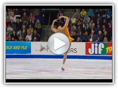 ISU Worlds 2013: Ladies Intro