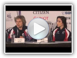 ISU Worlds 2013: Free Dance Press Conference Highlights